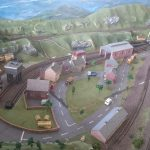 The Kerry model railway
