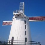 Blennerville Windmill from outside